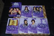 WB Charmed Witches TV Show Complete First Season DVD 6-Disc Set Season One 1