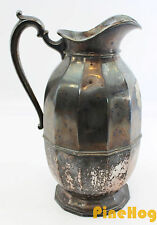 Antique 1911 American Thermos Bottle Co. Carafe Coffee Pitcher Norwich Conn.