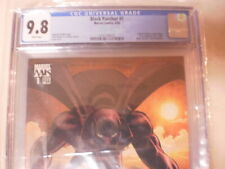 BLACK PANTHER 1 CGC 9.8 CAPTAIN AMERICA APPEARANCE MOVIE & DISNEY SERIES COMING