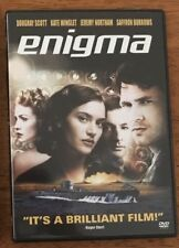 Enigma DVD with Dougray Scott and Kate Winslet