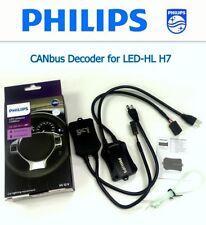 PHILIPS Headlight LED Adapter CANbus for H7 12V Decoder Fix Error Canceler #UKtc