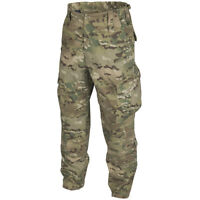 HELIKON CPU MENS TACTICAL TROUSERS ARMY PATROL CARGO PANTS AIRSOFT CAMOGROM CAMO