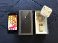 Apple iPhone 8 Space Grey 64GB unlocked
