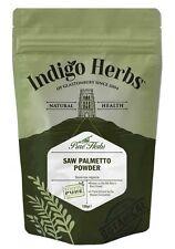 Saw Palmetto Powder - 100g - (Quality Assured) Indigo Herbs