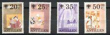 Nederlandse Antillen - 1979 - NVPH 636-39 - Postfris - F121