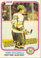 1981-82 O-Pee-Chee Dino Ciccarelli Rookie Minnesota North Stars #161