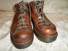 Dr Martens 8287 4 eye Boot Vintage Made England Size 4 UK 6 US GUC Air Wair Tags