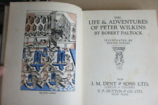 Edward Bawden illustrated Life of Peter Wilkins by Robert Paltock, 1928
