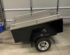 Custom made trike or motor bike trailer