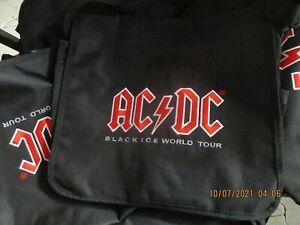 AC/DC Umhängetasche Tasche Festival Neu BAG