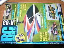 Revue RC COPTER n°3 Initiation / Westland Scout Vision 90 Gaui 330 X-5
