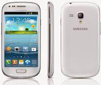 Samsung  Galaxy S III mini GT-I8190 - 8GB - Marble White (Ohne Simlock) Smartpho
