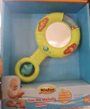 BABY TOY, MIRROR SEE ME MELODY