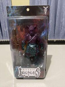 Mythic Legions Purrrplor New