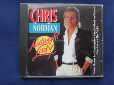 MIDNIGHT LADY von CHRIS NORMAN [BMG ARIOLA] 1994 |GEBRAUCHT| 80er POP