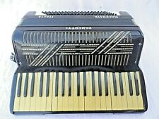 More details for vintage pancotti macerata italia full size piano accordian in case vgc gwo