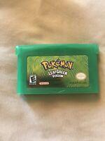 FREE SHIPPING - Pokemon: Leaf Green Version (Game Boy Advance, 2004)