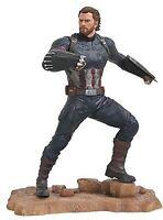 Diamond Select Toys Marvel Gallery Avengers Infinity War Movie Captain America P