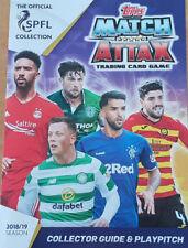 Topps 2018/19 SPL Match Attax Man Of the Match Skill Stars Star Signing