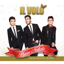 IL VOLO BUON NATALE DELUXE EDITION CD + DVD DIGIPACK - CD NUOVO