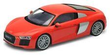 "NEX Models 1:18 AUDI R8 V10 in RED High Detail Model (Approx 12"")"