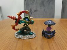 Skylanders imaginators-Ro Arco y Magic Lantern creación de cristal