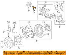 Chevrolet GM OEM 14-16 Spark EV Brake-Rear-Damper Stud 95298818