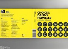 Danny Howells Choice a collection of classics 2cd/dvd - HOUSE TECHNO ELECTRO