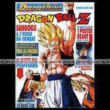 DOROTHEE MAGAZINE HORS-SERIE N°17 1996 ★ COMPLET ★ DRAGON BALL Z