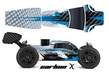 AMR RACING RC GRAPHIC SKINS DECAL KIT MUGEN PROLINE BULLDOG BODY MBX6 CARBON X B