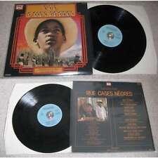 MALAVOI / SLAPCAST - Rue Cases Nègres LP French OST Afro Zouk Saravah