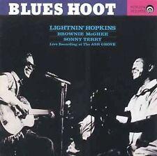 Blues Hoot by Lightnin' Hopkins (CD, May-1995, DCC Compact Classics)