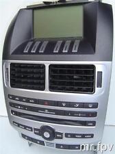 FG ICC ford falcon G6E GT F6 FPV XR6 XR8 single cd radio silver blue lights