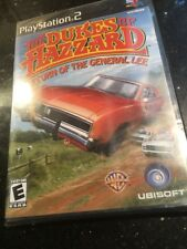 Dukes of Hazzard: Return of the General Lee Sony PlayStation 2 PS2 New Sealed