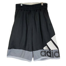 Adidas Men's Basketball Shorts With Pockets Size Large Adidas Logo