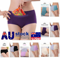 Women's Menstrual Period Physiological Pants Night Leakproof Safety Underwear AU