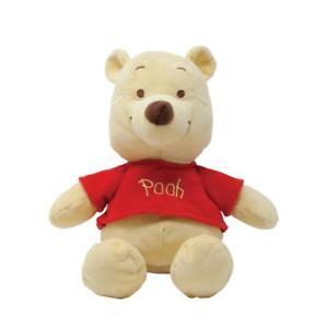 "Winnie-the-Pooh Disney Movie Baby Pooh Soft Toy with Jingle  9.5"" (24cm)"