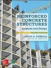 Reinforced Concrete Structures: Analysis and Design, Second Edition