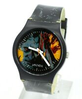 SPECIAL EDITION OUTCAST VANNEN FROM SKYBOUND 2015 SDCC EXCLUSIVE WRIST WATCH