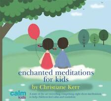Enchanted Meditations for Kids by Christiane Kerr | Audio CD Book | 978190192389