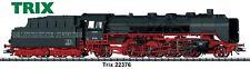 Trix H0 22376 Güterzug-Dampflokomotive mit Schlepptender
