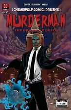 Murderman : The Dealer of Death by Avery Oliver (2017, Paperback)