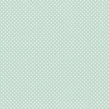 Baumwollstoff Mini Sterne mint METERWARE Webware Popeline Stoff