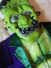 Frankenstein Halloween Costume Aged 3-4 Years