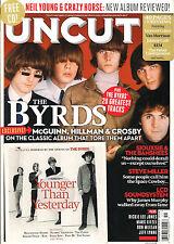 UNCUT UK Take 186 November 2012 THE BYRDS Neil Young Steve Miller  + CD