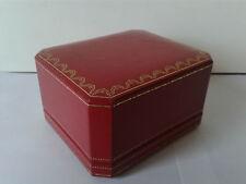 Vintage CARTIER Case Box Caja Scatola Boite Kutxa CO1001 Estuche Caixa