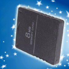 New 8MB 8M 8 MB Memory Card for PS2 Playstation 2 PS LE