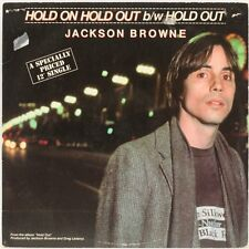 Hold On, Hold Out  Jackson Browne Vinyl Record