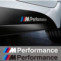 set 2 Stemma stickers adesivo badge logo bmw m 1 2 3 4 5 6 7 8 performance SPORT