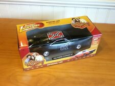 DUKES OF HAZZARD GENERAL LEE CUSTOM BLACK 1969 DODGE CHARGER 1/25